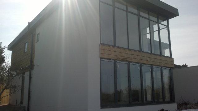 K-Rend New build Shaftsbury